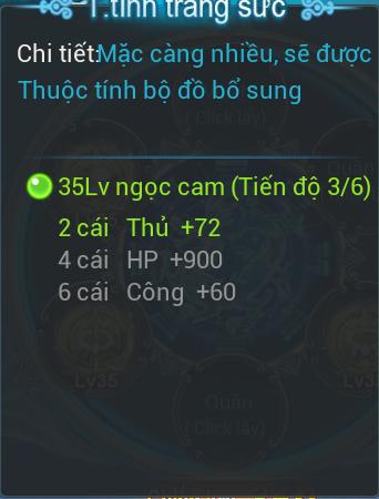 [Tính Năng] Bàn Long - 2