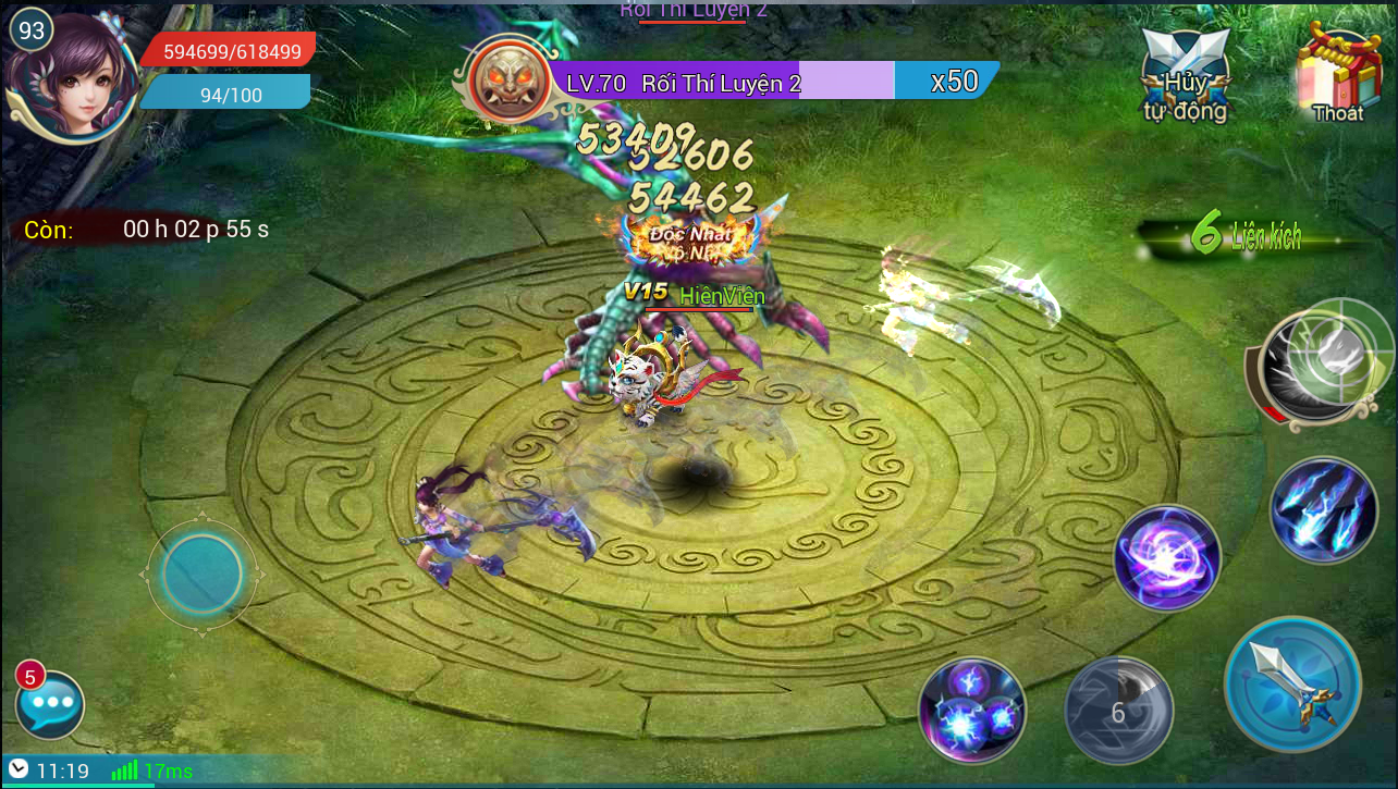 [Hoạt Động]Tu Linh - 2