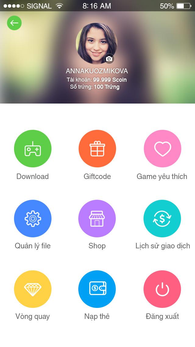 Khám phá các tiện ích từ việc sử dụng app SohaGame - 1