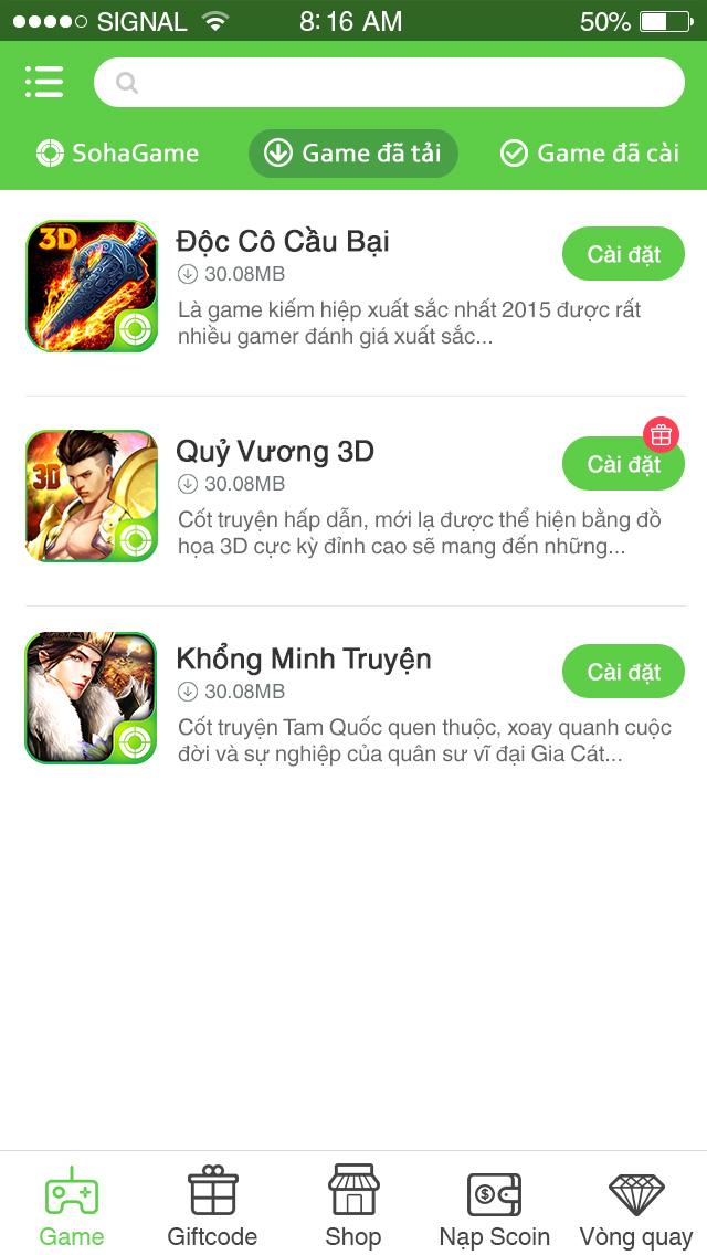 Khám phá các tiện ích từ việc sử dụng app SohaGame - 2