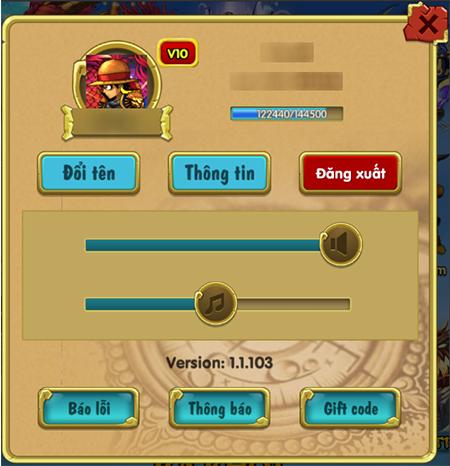 [Hướng Dẫn] Nhập GiftCode vào Game - 2