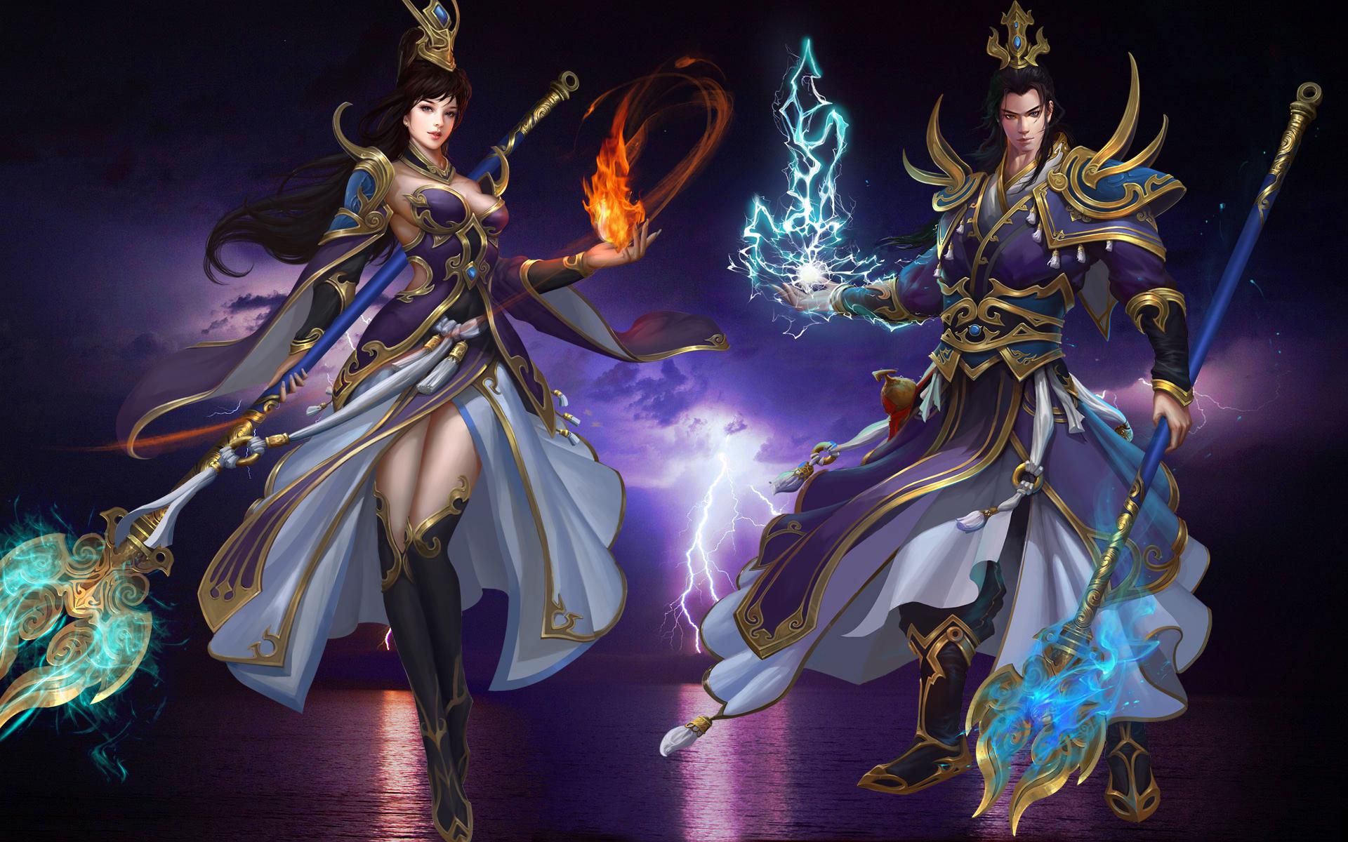 [Hướng Dẫn] - Giới thiệu kỹ năng Tiêu Dao trong Võ Lâm Returns - 1