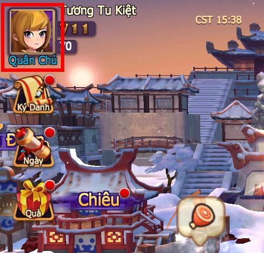 [Hướng Dẫn] Cách Nhập Giftcode Vào Game - 1