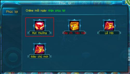 [Tính Năng] - Rút Thưởng - Thần Kiếm 3D - 2