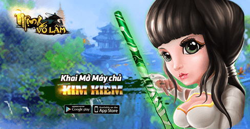 Khai mở máy chủ mới Kim Kiếm - 1
