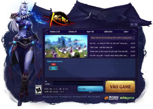 Các bước tham gia - Game Kiếm Ma - 5