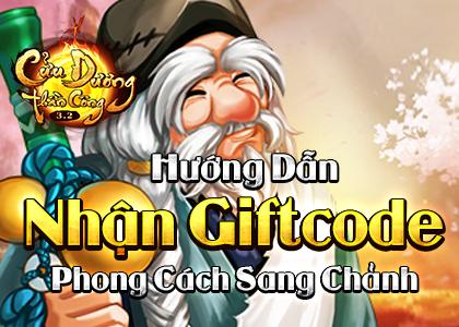 [FANPAGE] - Nhận Giftcode Phong Cách Sang Chảnh