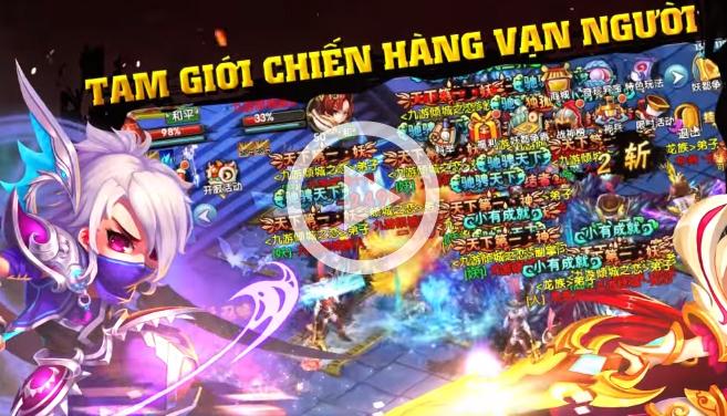 Đại Thánh Vương game Mobile đỉnh cao