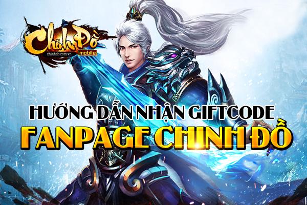 [FANPAGE] - Nhận Gitcode Cùng Fanpage Chinh Đồ