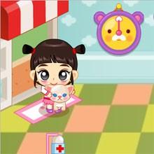 Game Chăm sóc thú cưng 2