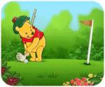 Game Chơi golf cùng Gấu Poo