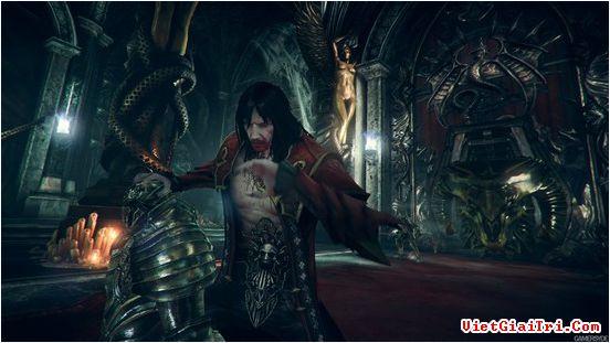 Game Dracula trở lại