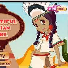 Game Beautiful Indian Girl