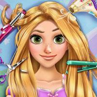 Game Rapunzel Thay Đổi Kiểu Tóc