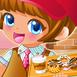 Game Tiệm Bánh Donut Vui Vẻ