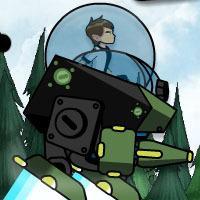 Game Ben 10 Và Trận Chiến Robot