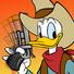 Game Cao Bồi Vịt Donald