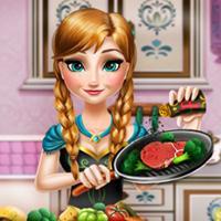 Game Anna Nấu Ăn