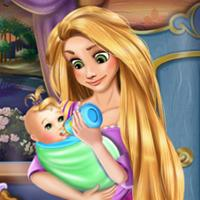 Game Baby Của Rapunzel