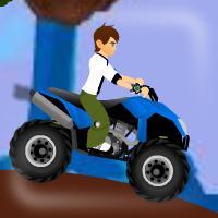 Game Ben 10 ATV