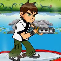 Game Ben 10 Trên Sông Amazon