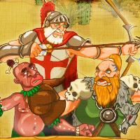 Game Chiến Tranh Trung Cổ