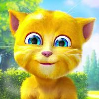 Game Chọc Phá Mèo Ginger 4