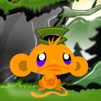 Game Chú Khỉ Buồn Ở Leprechauns