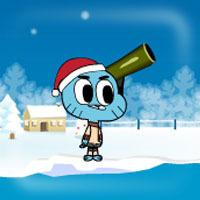 Game Gumball Bắn Tuyết