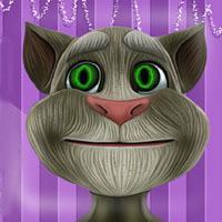 Game Mèo Tom Làm Đẹp
