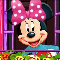 Game Minnie Làm Bánh Cupcake