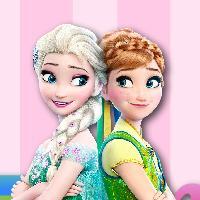 Game Những Gói Quà Của Elsa Và Anna
