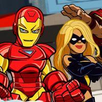 Game Pháo Đài Marvel