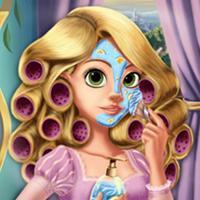 Game Rapunzel Dưỡng Da