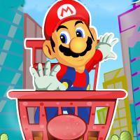 Game Ròng Rọc Mario