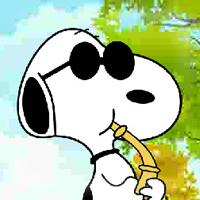 Game Snoopy Tìm Cặp