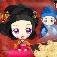 Game Sue Nấu Món Ăn Hàn Quốc