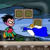 Game Teen Titans Thu Thập Kim Cương