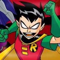 Game Teen Titans Tìm Đá Quý