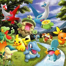 Game Trận chiến Pokemon