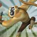 Game Kungfu Monkey