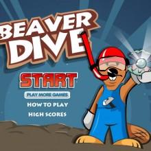 Game Beaver dive