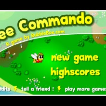 Game Bee commando