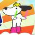 Game Chú chó sành điệu