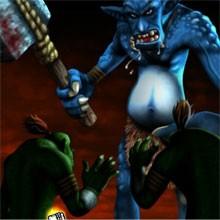 Game Cơn thịnh nộ của Trolls