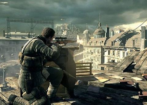 Game Lính bắn tỉa
