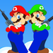 Game Mario Bắn Súng Bong Bóng