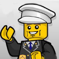 Game Đội Tuần Tra Lego
