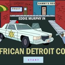 Game African detroit cop