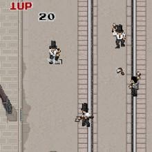 Game Axe gang rampage